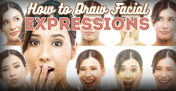 How to Draw Facial Expressions For Any of Your Characters