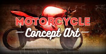 Motorcycle Concept Design