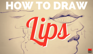 how to draw lips header