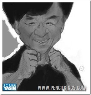 caricature drawing highlights
