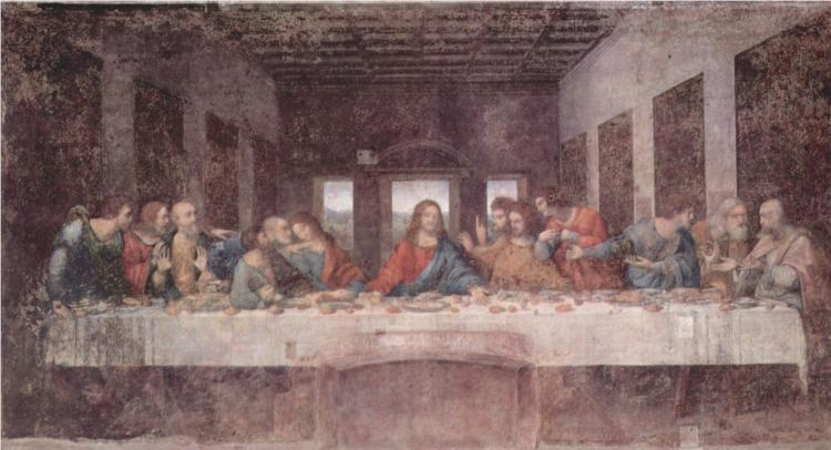 art-and-symmetry-last-supper