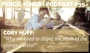 039-Cory_Huff_podcast_01_starving_artist 3 039 Cory Huff podcast 01 starving artist