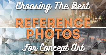 Improve Your Concept Art With Reference Photos