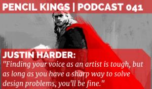 041-Justin-Harder-Pencil-Kings-podcast-01 1 041 Justin Harder Pencil Kings podcast 01