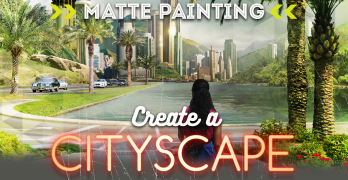 Matte Painting in Photoshop: How to Create a Cityscape