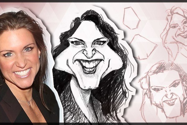 caricature-sketching