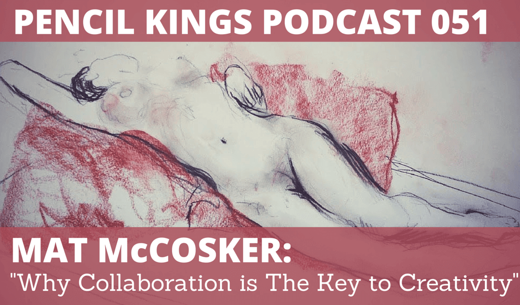 PK 051: VFX Supervisor Mat McCosker on Why Collaboration is The Key to Creativity 2 051 mat mcosker podcast 01