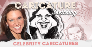 caricature-sketching-celebrities