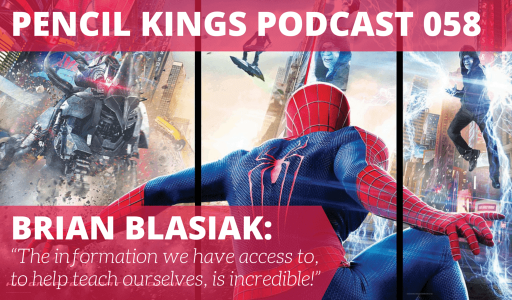 PK 058: Brian Blasiak on How Artists Can Find Opportunities 2 058 Brian Blasiak podcast feat image