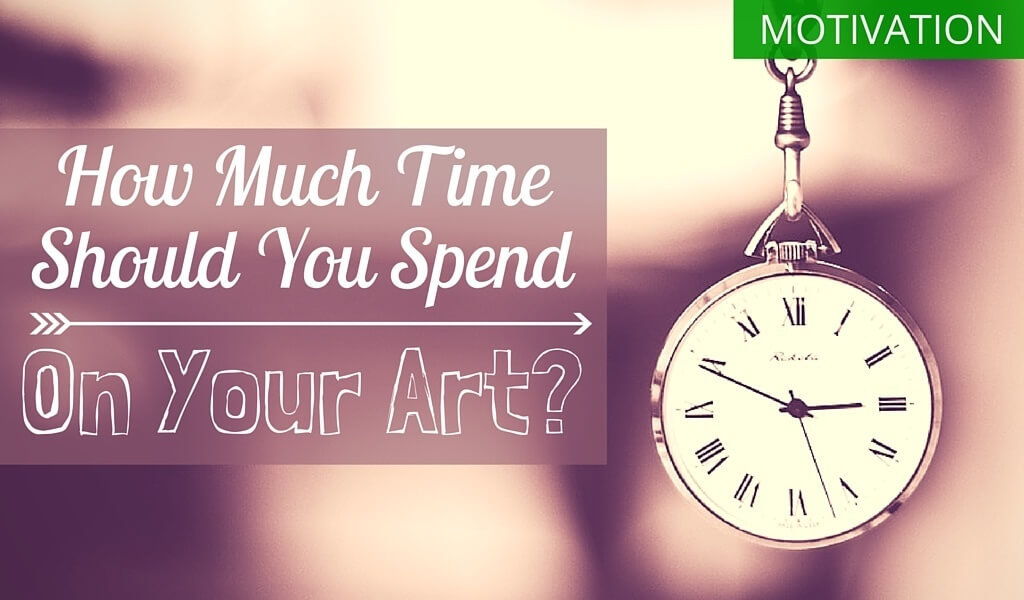 Time Management for Artists: How Much Time Should You Spend on Your Art? 9 time management for artists pencil kings