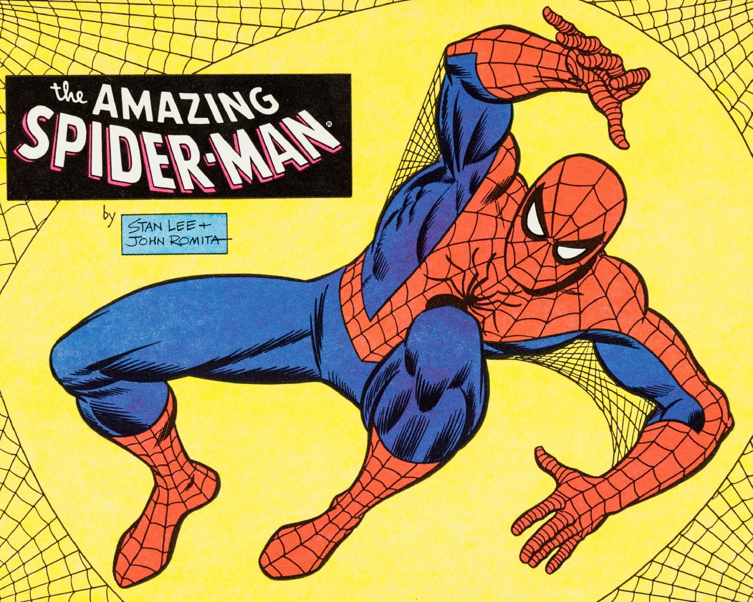 marvel-comics-characters-spiderman