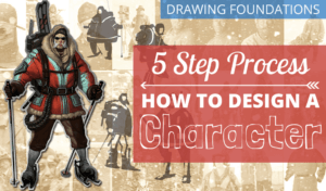 How-to-Design-a-Character-Featured-Image_V1 1 How to Design a Character Featured Image V1