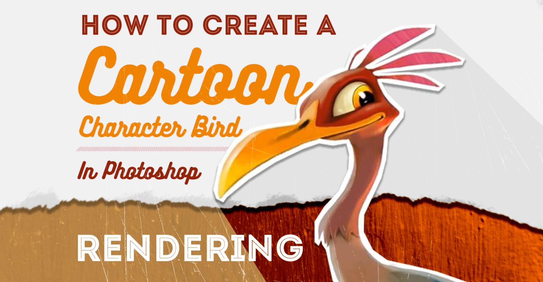 How to create a cartoon