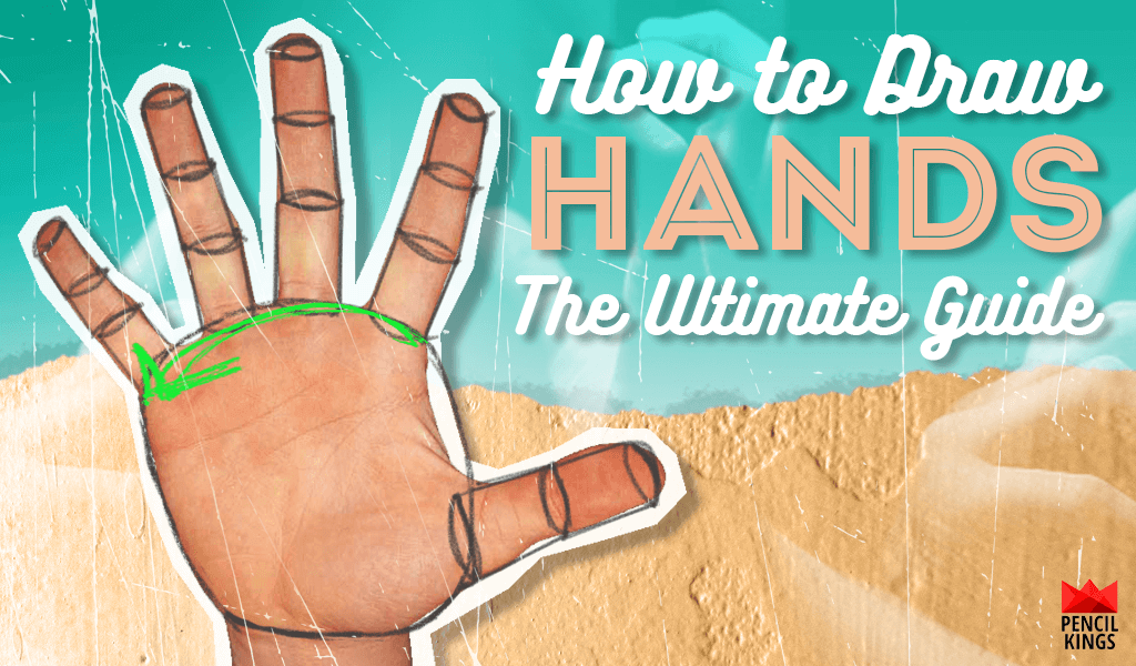 How to Draw Hands Without the Hassle 2 how to draw hands header