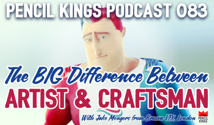 Pk 083 The Big Difference Between Artist And Craftsman Interview