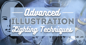 advanced-illustration-lighting-techniques-pencil-kings-featured-image