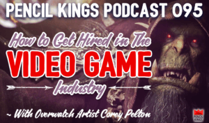 pk_095_how-to-get-hired-in-the-video-game-industry-pencilkings 3 pk 095 how to get hired in the video game industry pencilkings