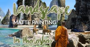 Landscape_Matte_Painting_in_photoshop
