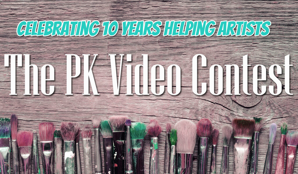 Video Contest Winners 2016 2 10 years helping artists 1