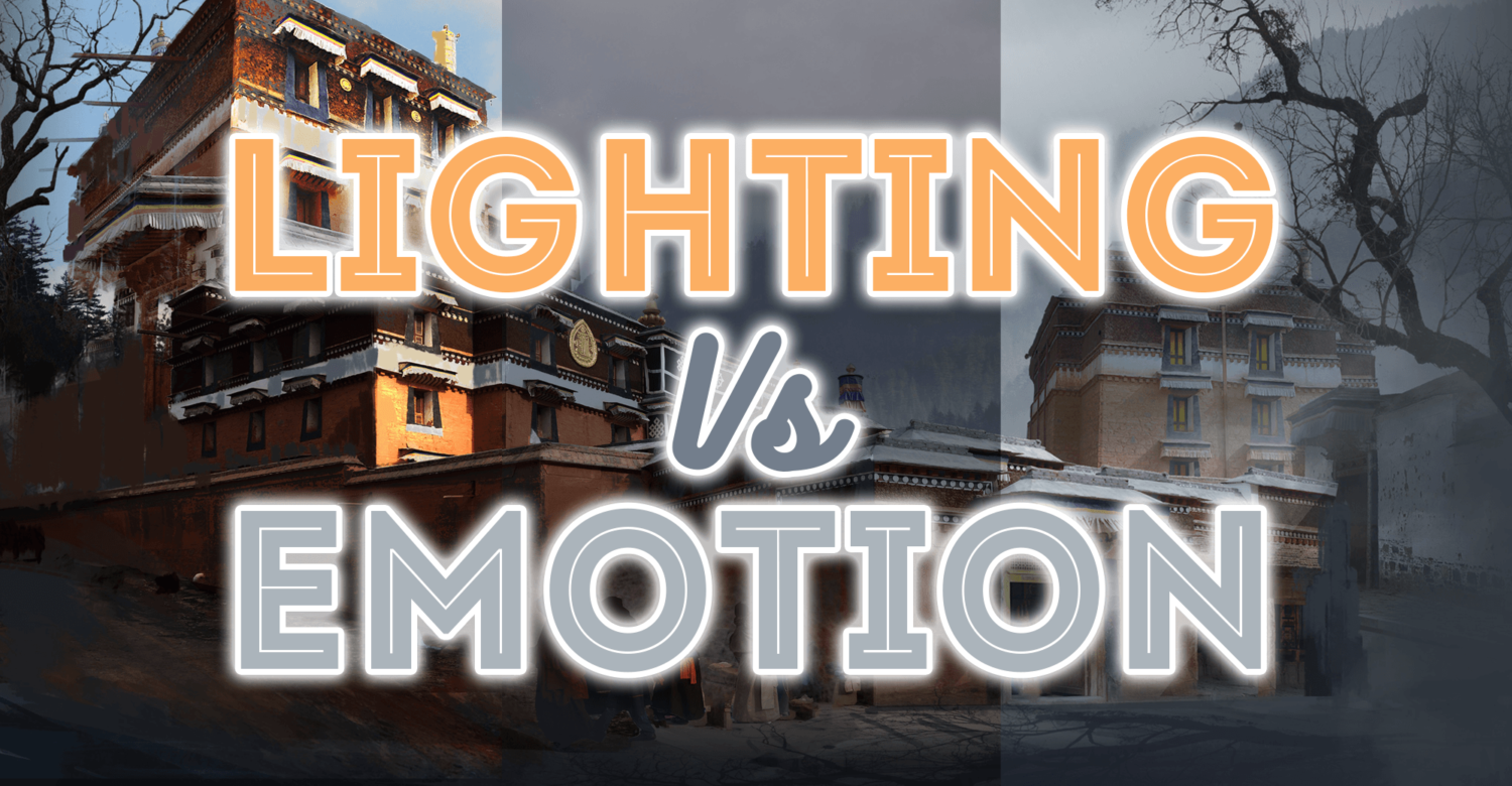 Lighting Vs Emotion – Harness the Power of Lighting and Emotion in Your Paintings