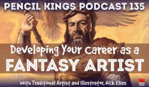 pk_135_how-to-become-a-fantasy-artist-nick-elias-pk-podcast 3 pk 135 how to become a fantasy artist nick elias pk podcast