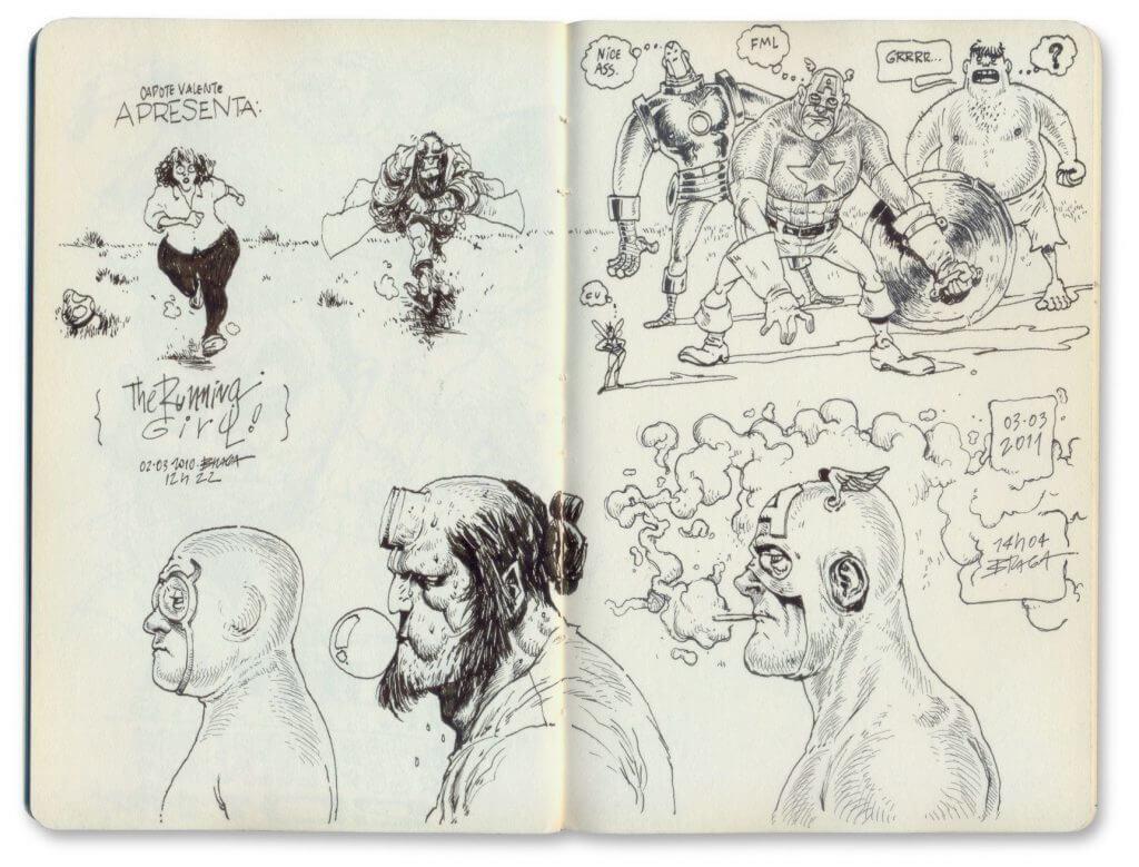 inspirational-drawing-ideas-sketchbook