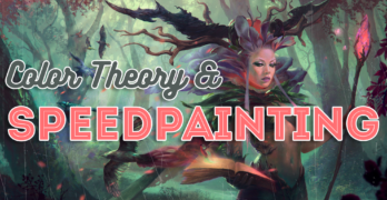 Color Theory and Speedpainting