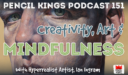 PK 151: Creativity, Art and Mindfulness. Interview With Hyperrealist Artist, Ian Ingram