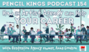 PK 154: How an Artist Agency can Help Your Career. Interview With Illustration Agency Owner, Anna Goodson.