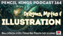 PK 164: Dragons, Myths and Illustration – How Collette J Ellis Turned Her Passion Into a Career
