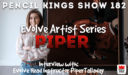PK 182: Evolve Artist Head Instructor – Piper Talladay
