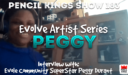 PK 183: Evolve Artist Community Review – Meet Evolve Community Superstar Peggy Durant