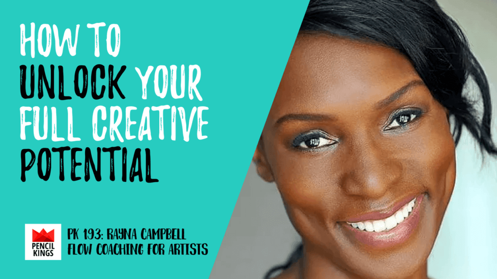 PK 193: How to Unlock Your Full Creative Potential 2 193 Rayna Campbell 1280x7201