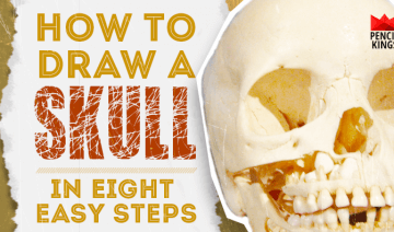 Homepage 10 how to draw a skull featured image 360x212 1