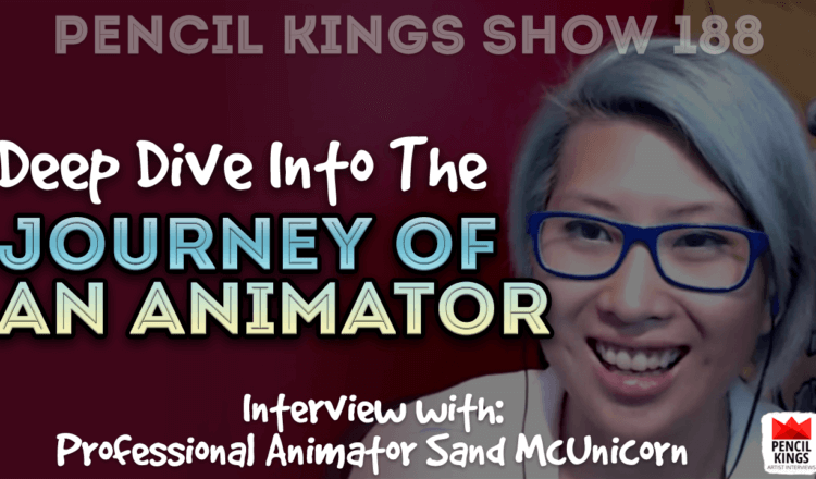 PK 188: Deep Dive into the Journey of an Animator 7 PK 188 Sand McUnicorn 750x440 1