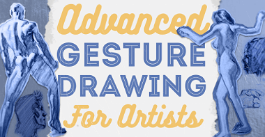 Courses 21 advanced gesture drawing for artists featured image TH