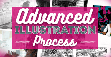 Courses 15 advanced illustration process featured image TH