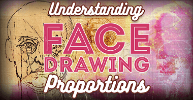 Courses 23 face drawing proportions pencilkings featured image TH