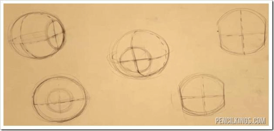 How to Draw and Rotate the Head 6 how to draw and rotate the head 04