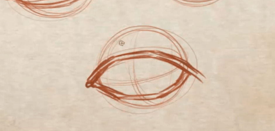 How to Draw the Eyelids, Eyelashes, and Eyebrows 4 how to draw eyelids 02