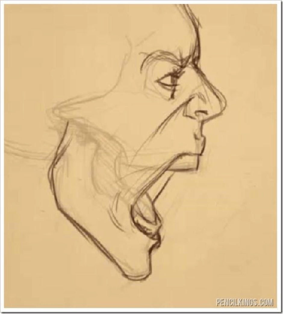 How to Draw the Jaw 8 jaw 6