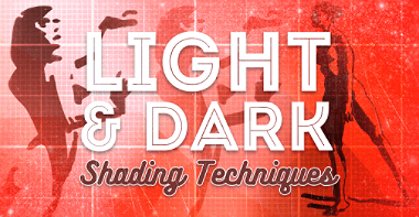 Courses 20 light and dark shading techniques featured image TH