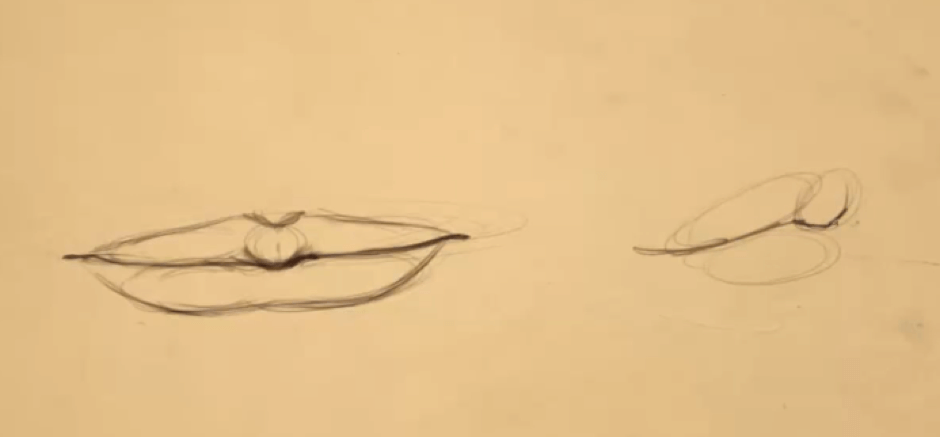 How to Draw the Lips 8 lips 5