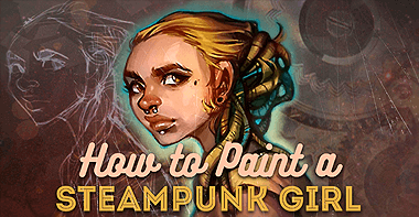Courses 16 steampunk girl featured image TH