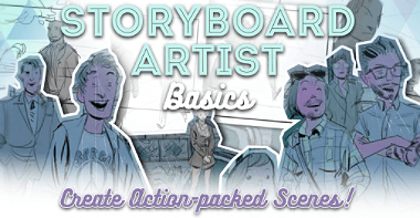 Courses 17 storyboard artist basics featured image TH