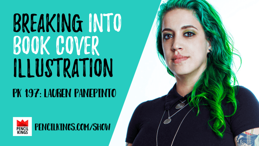 PK 197: Breaking into Book Covers with Lauren Panepinto 1 197 Lauren Panepinto 1920x1080 1