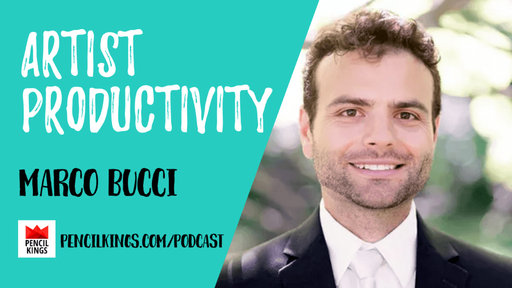 PK 219: Artist Productivity 2 Marco Bucci 01 1920x1080