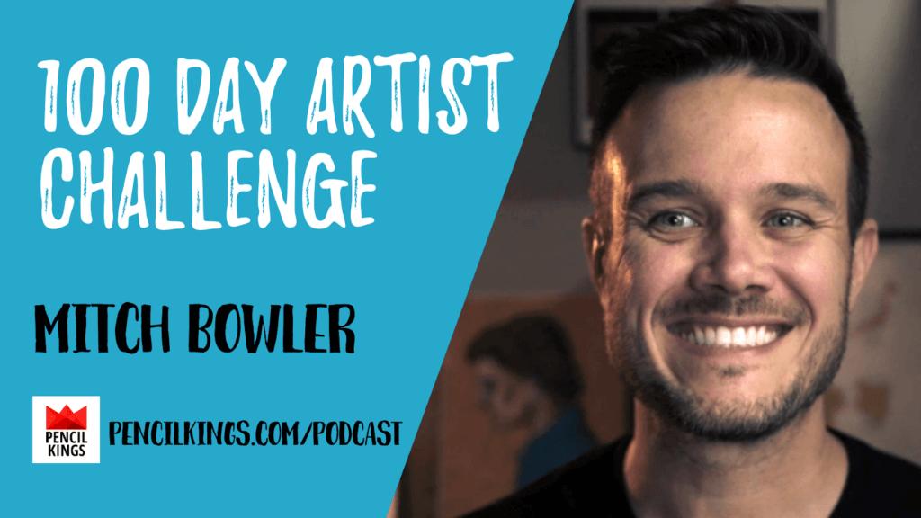 PK 221: 100 Day Artist Challenge 4 Mitch Bowler 1920x1080 1