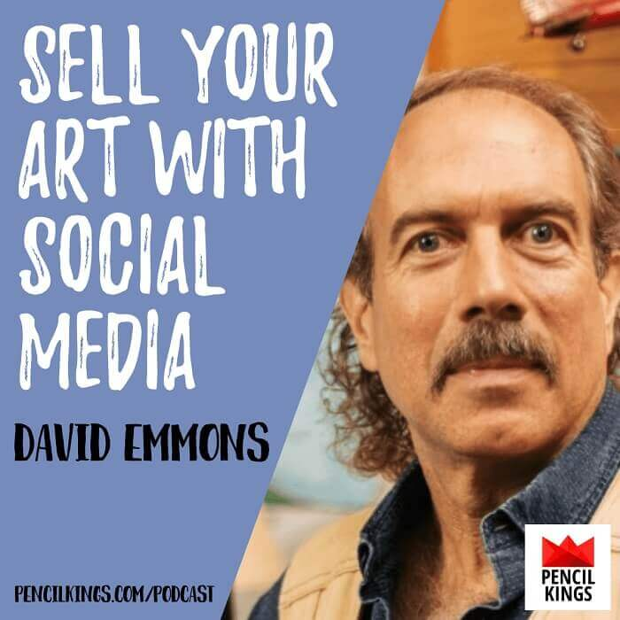 PK 232: Sell Your Art With Social Media 1 David Emmons 700 1