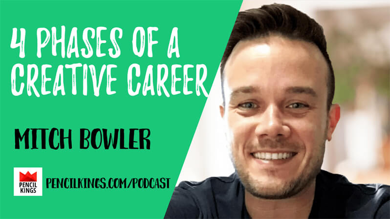 PK 235: 4 Phases of a Creative Career 30 mitch bowler